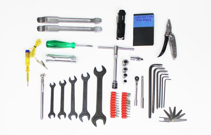 Motorcycle Tool Roll 2