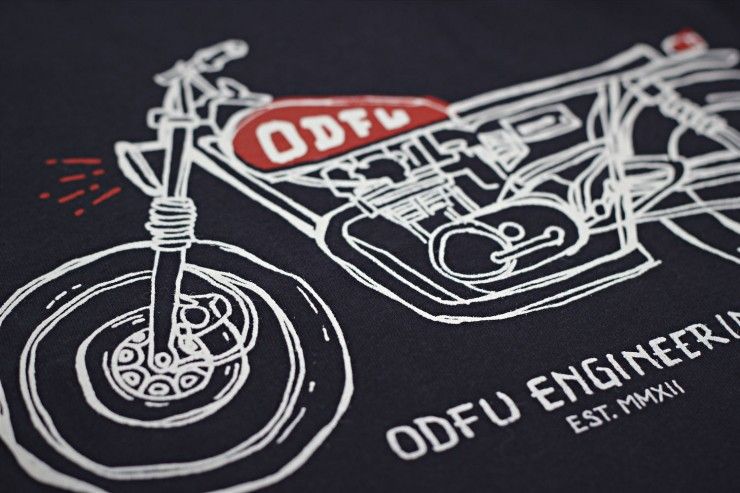 ODFU Engineering T-shirt