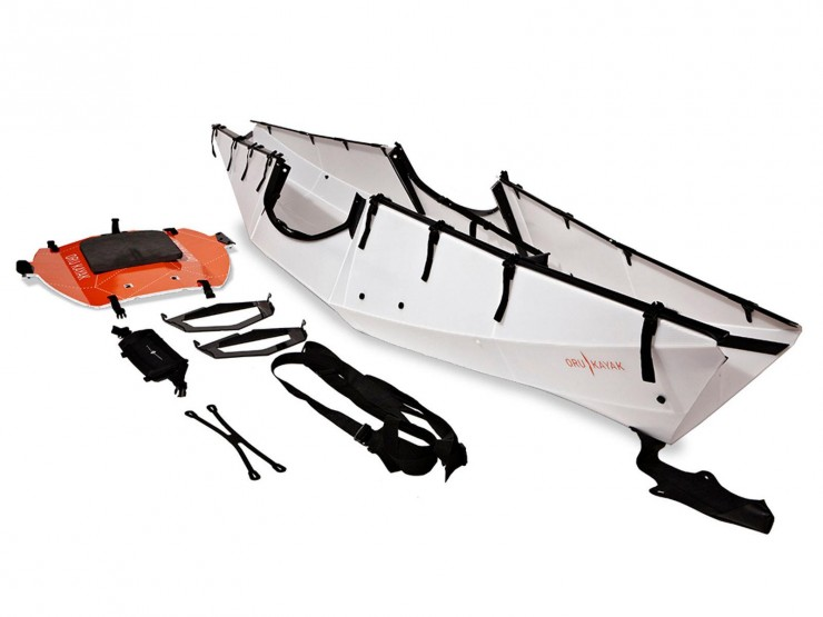 Oru Kayak Folding