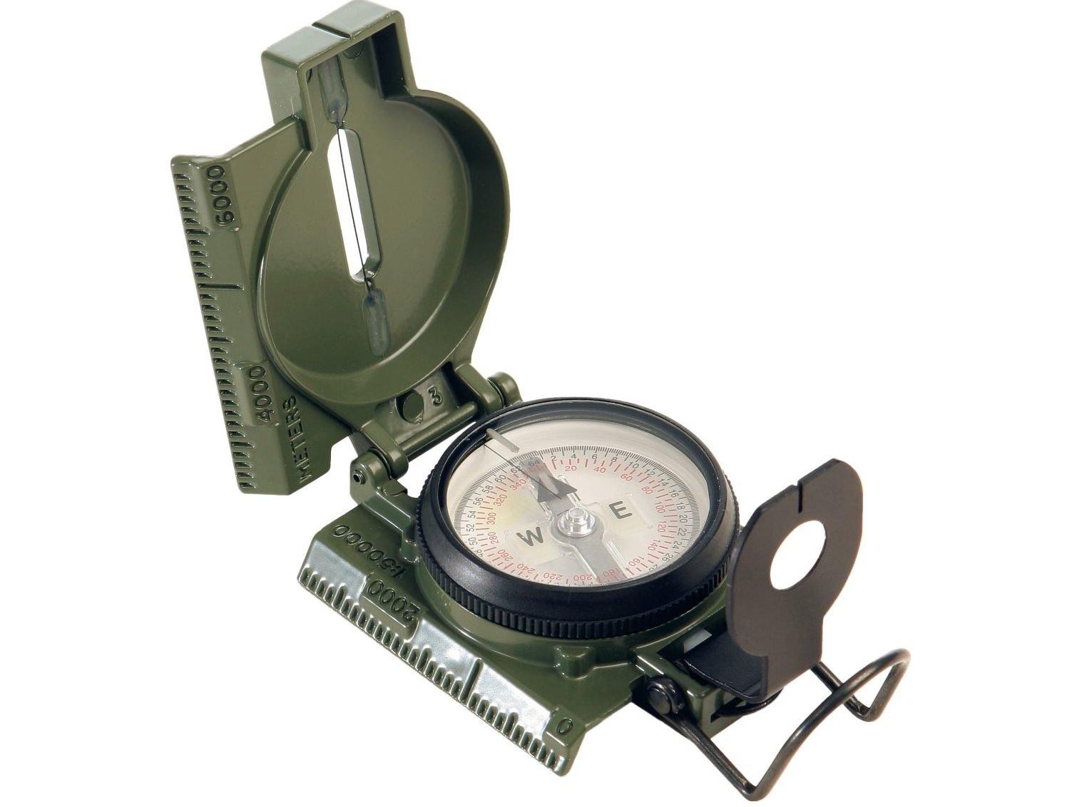 Cammenga Phosphorescent Compass