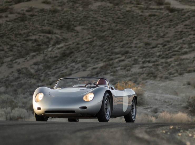 Porsche 718 5