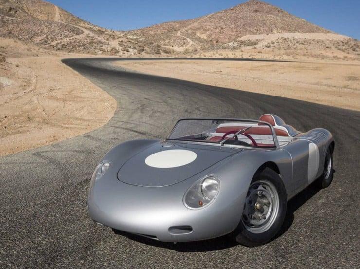 Porsche 718 8