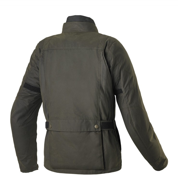 Spidi Worker Wax Motorcycle Jacket 7