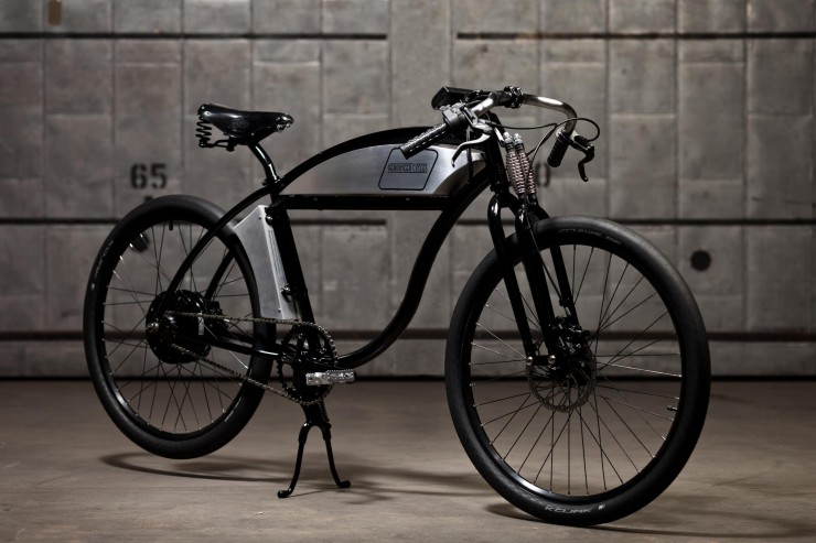 The Derringer Electric Bike 1 740x493 The Derringer Electric Bike