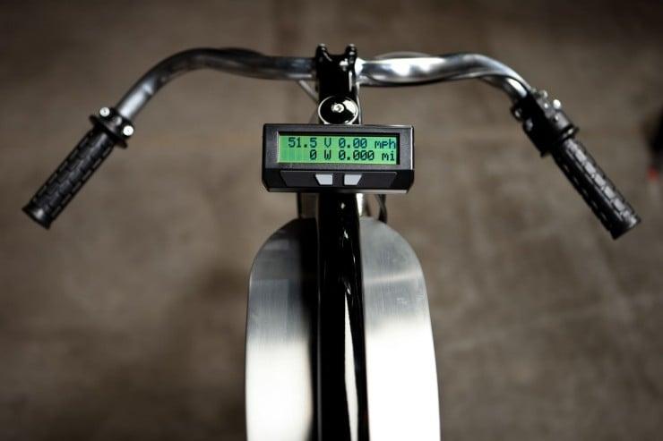 The Derringer Electric Bike 2