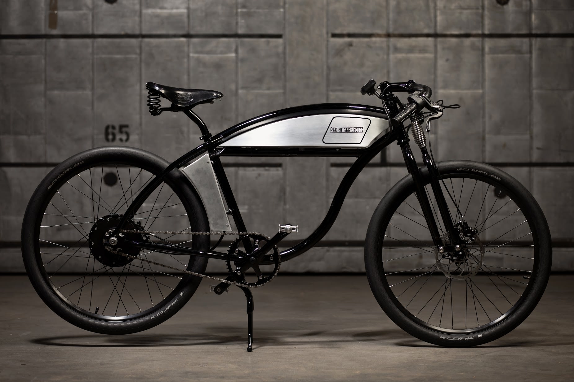 The Derringer Electric Bike 3