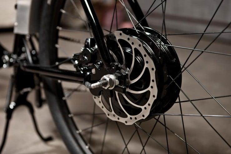 The Derringer Electric Bike 4