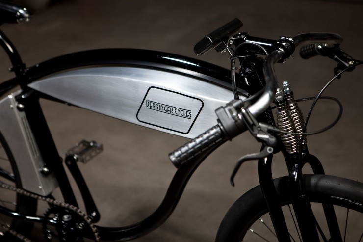 The Derringer Electric Bike 6 740x493 The Derringer Electric Bike