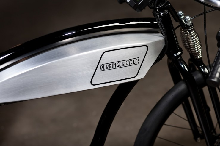 The Derringer Electric Bike 7 740x493 The Derringer Electric Bike