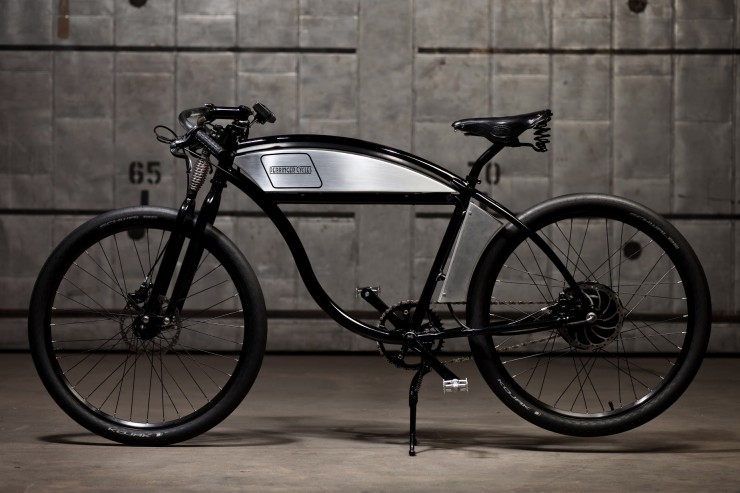 The Derringer Electric Bike 740x493 The Derringer Electric Bike