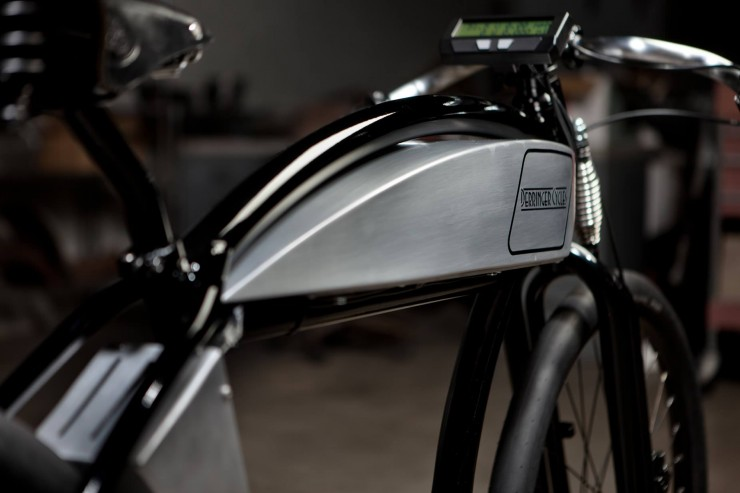 The Derringer Electric Bike 8 740x493 The Derringer Electric Bike