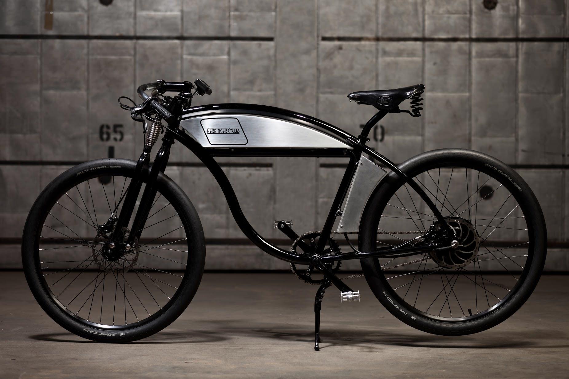 the derringer electric bike. Black Bedroom Furniture Sets. Home Design Ideas
