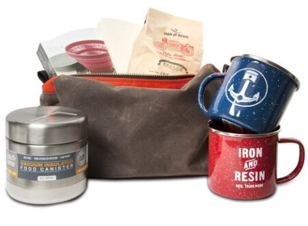 The Iron Resin Coffee Kit1 450x330 - The Iron & Resin Coffee Kit