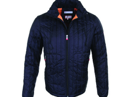 Tour Quilted Jacket by Hunter