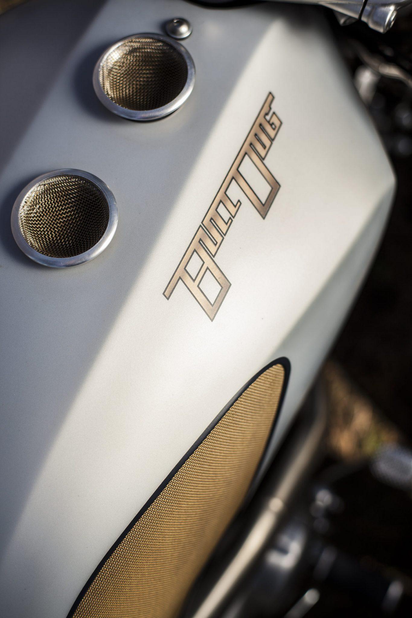 Yamaha Virago XV535 by Old Empire Motorcycles