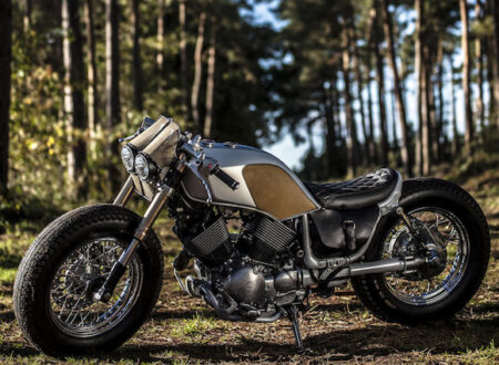 Yamaha Virago XV535 81 450x330 - Yamaha Virago XV535 by Old Empire Motorcycles
