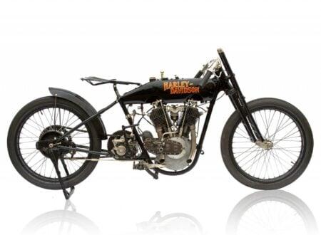 1917 Harley Davidson Model 17 T Board Track Racer 3 450x330 - Harley-Davidson 17-T Board Track Racer