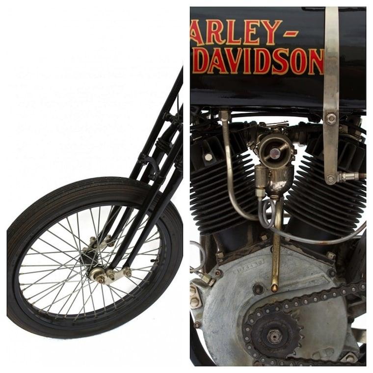 1917 Harley-Davidson Model 17-T Board Track Racer 4
