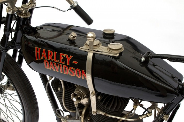 1917 Harley-Davidson Model 17-T Board Track Racer 6