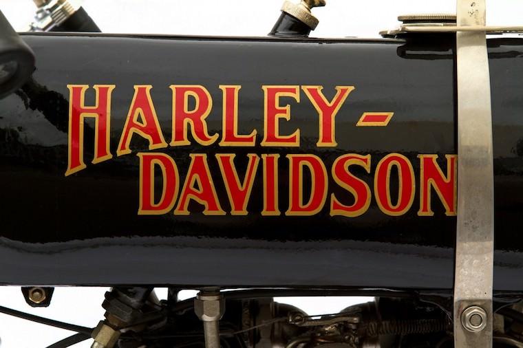 1917 Harley-Davidson Model 17-T Board Track Racer 7