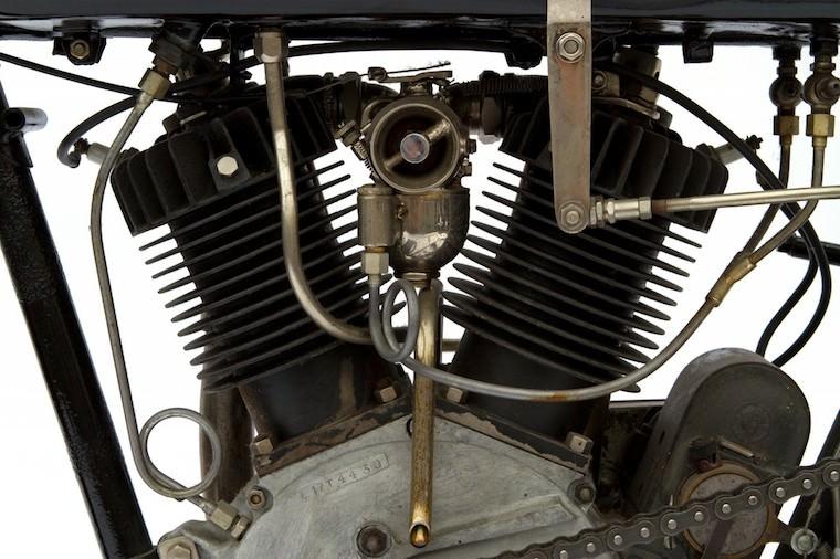 1917 Harley-Davidson Model 17-T Board Track Racer 8
