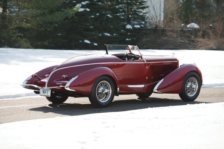 1935 Amilcar Type G36 1