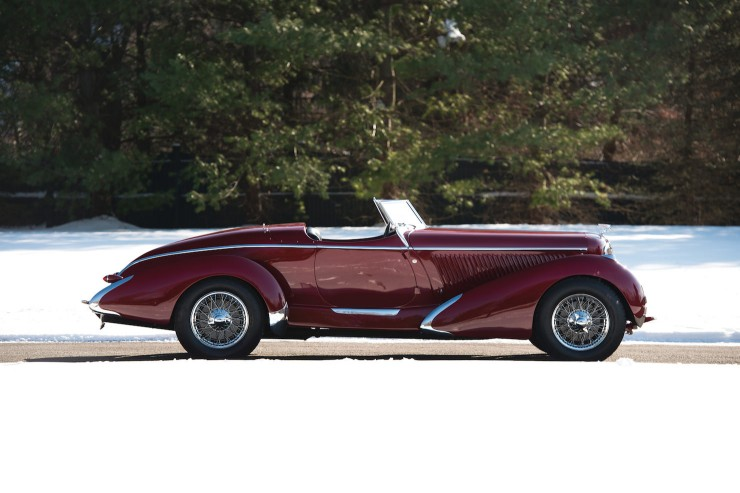 1935 Amilcar Type G36 4