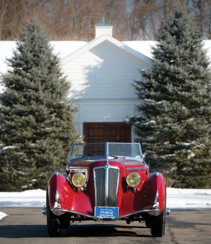1935 Amilcar Type G36 5
