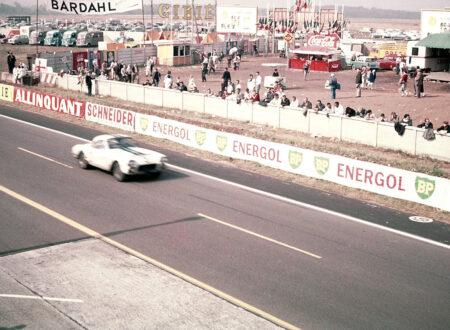 1960 corvette le mans 450x330 - 1960 24 Hours of Le Mans - Corvette Documentary