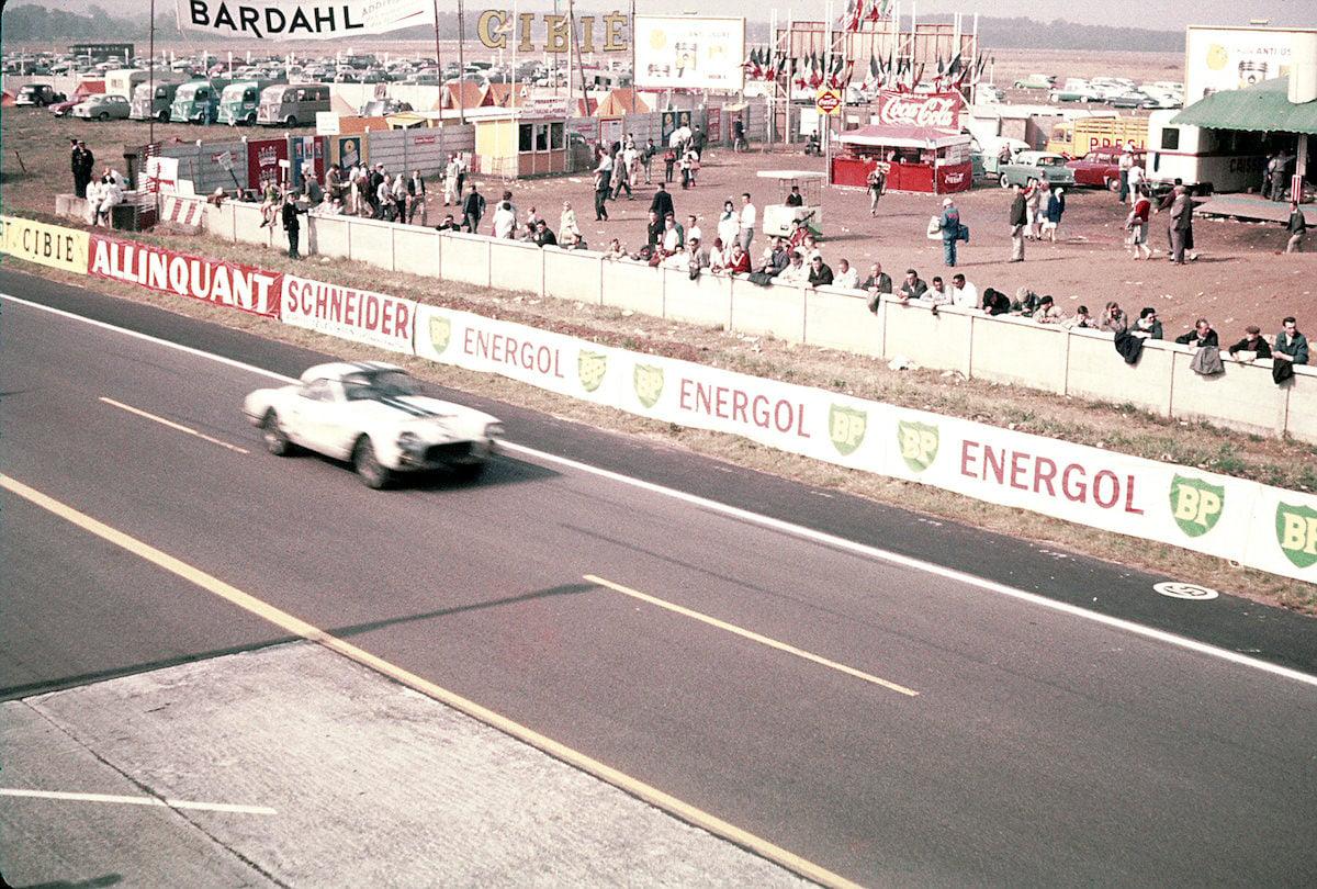 1960 corvette le mans