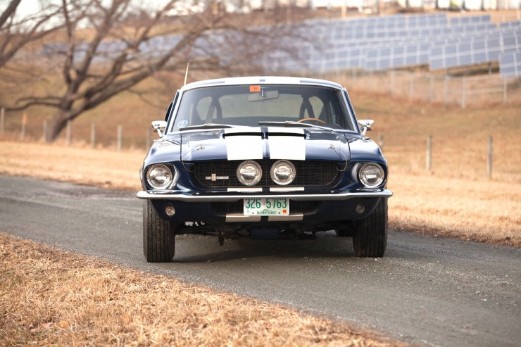 1967 Shelby GT 500 Fastback 4