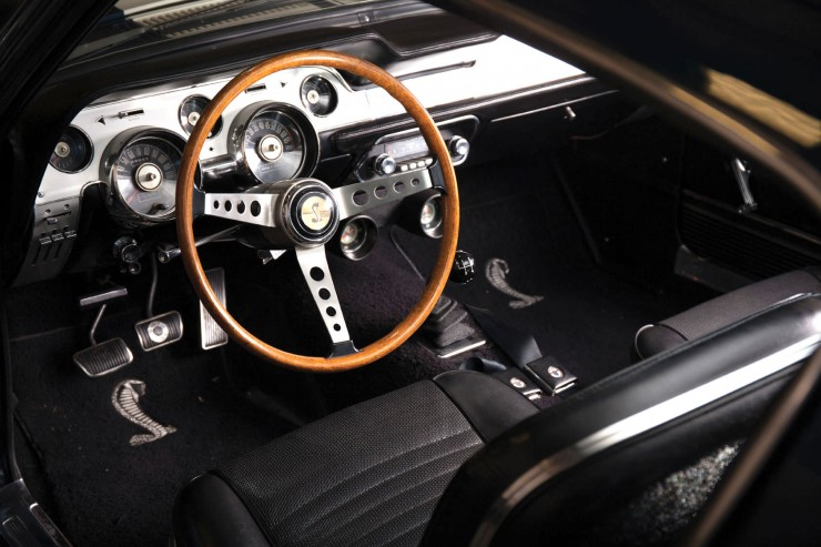 1967 Shelby GT 500 Fastback 5