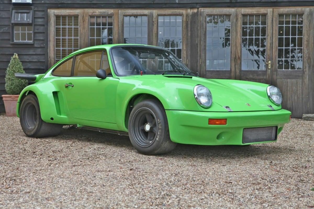 1974 Porsche 3 0 Carrera Rsr