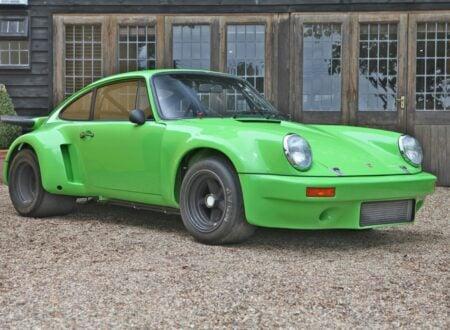 1974 Porsche 3.0 Carrera RSR 3