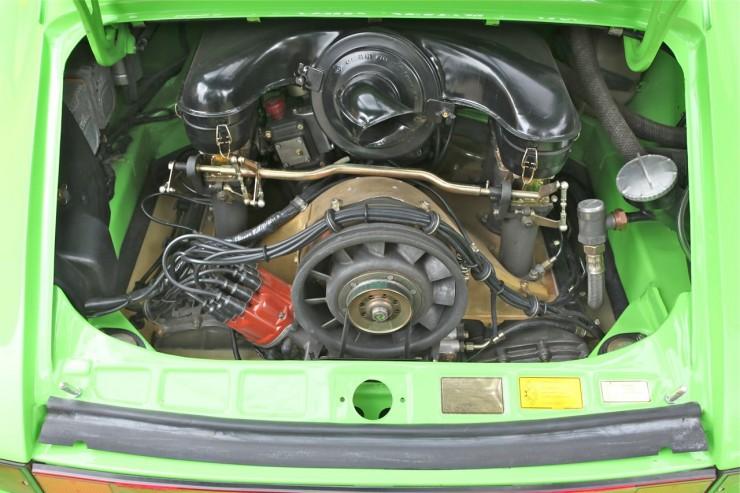 1974 Porsche 3.0 Carrera RSR 4