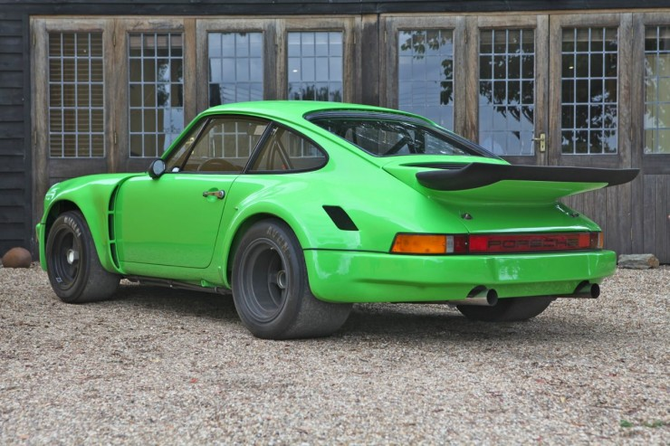 1974 Porsche 3.0 Carrera RSR 6