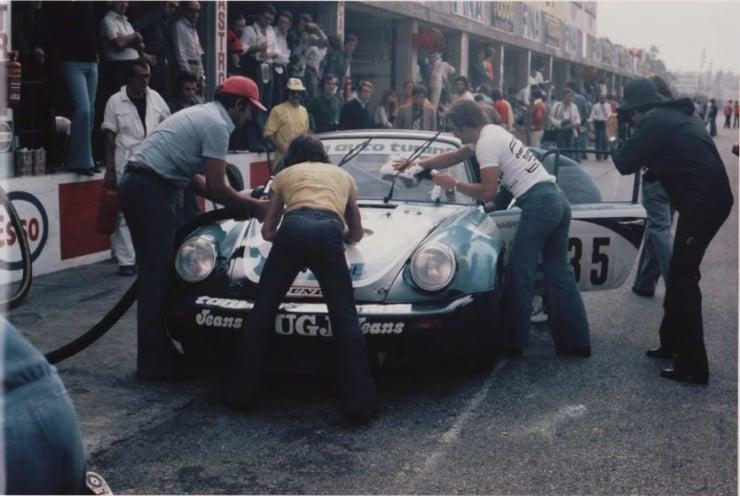 1974 Porsche 3.0 Carrera RSR 7