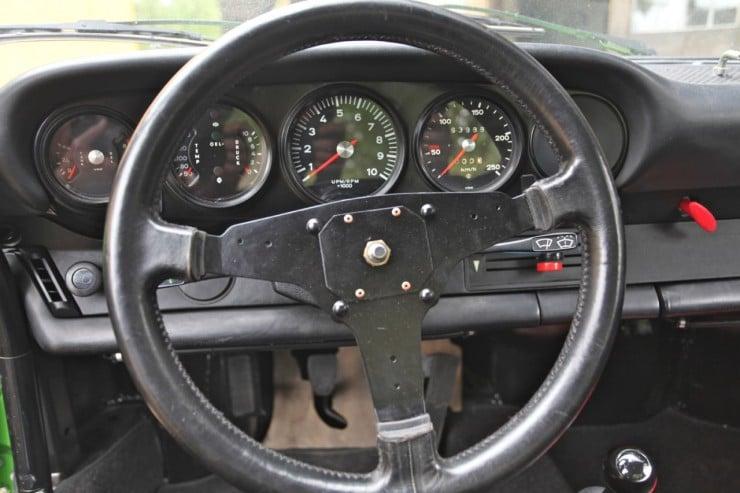 1974 Porsche 3.0 Carrera RSR 8
