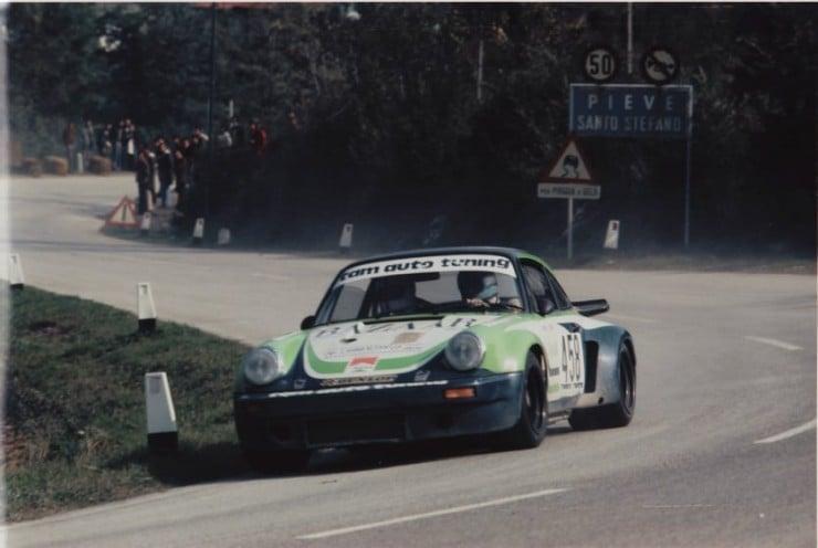 1974 Porsche 3.0 Carrera RSR 9