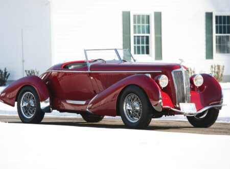 Amilcar Type G36 450x330 - 1935 Amilcar Type G36 Roadster