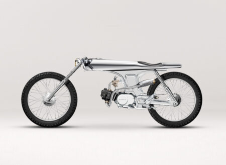 EVE by Bandit 9 Motorcycles 450x330 - EVE - A Custom Honda SS by Bandit 9 Motorcycles