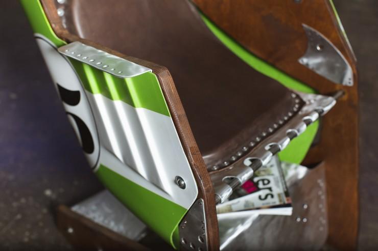 Godier-Genoud Chair 11