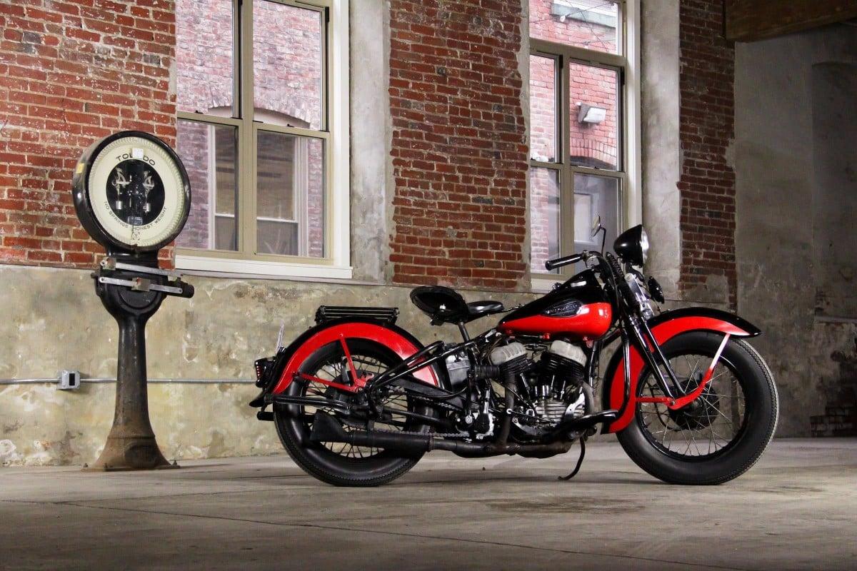 Harley Davidson Wla Silodrome