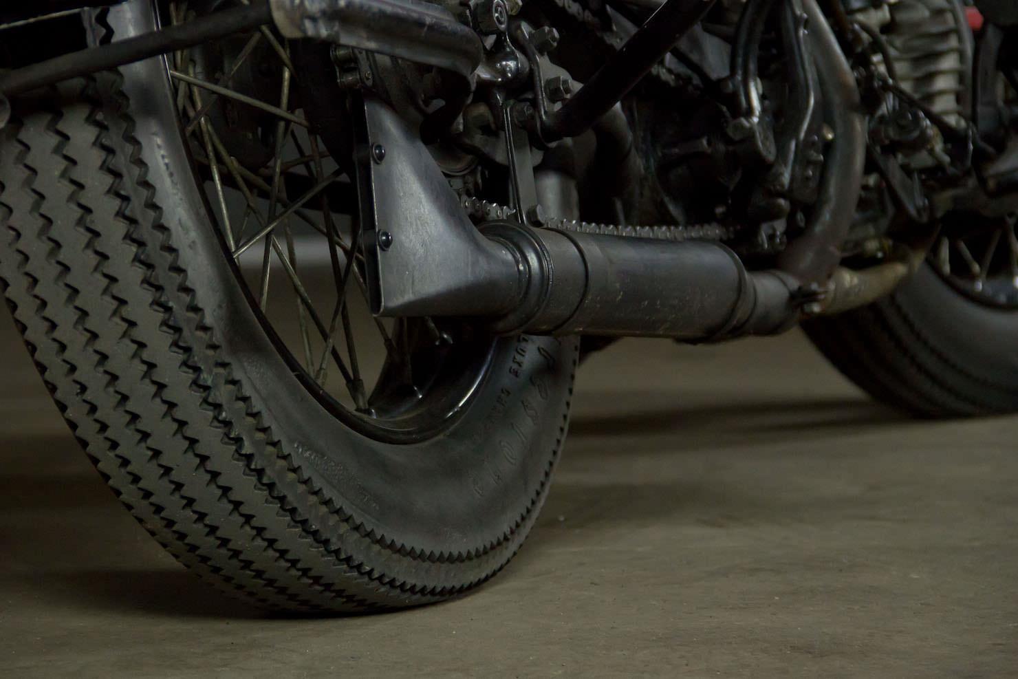 Harley-Davidson WLA 4