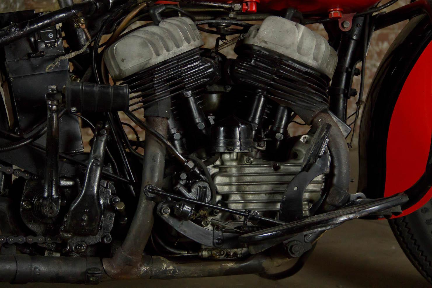 Harley-Davidson WLA 5