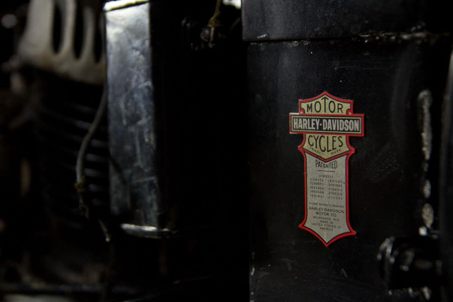 Harley-Davidson WLA 6