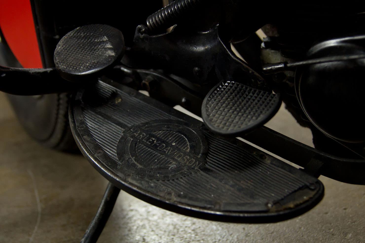 Harley-Davidson WLA 8