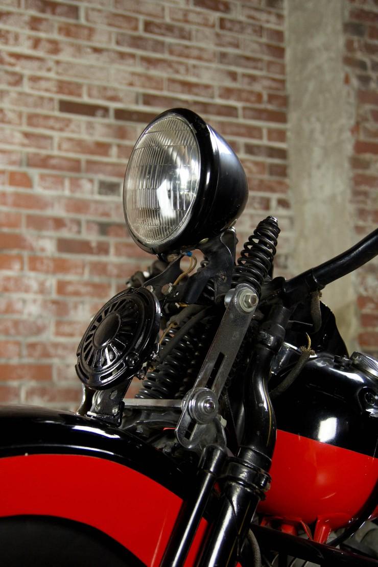Harley-Davidson WLA 9