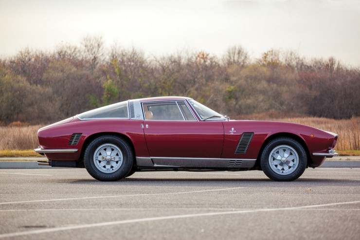 Iso Grifo 4