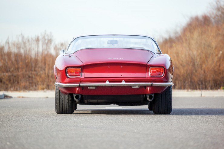 Iso Grifo 8